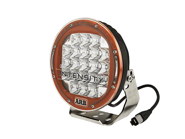 ARB Intensity 7-Inch Round 21 LED Light; Flood Beam
