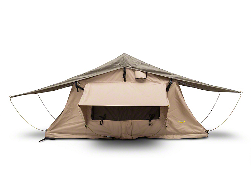Smittybilt Overlander Roof Tent (Universal Fitment)