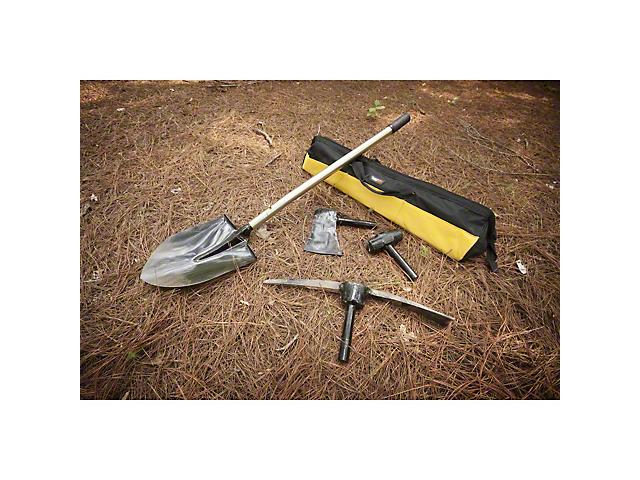 Rugged Ridge All-Terrain Recovery Tool Kit