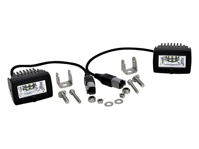 KC HiLiTES C-Series C2 Backup Flood Lights