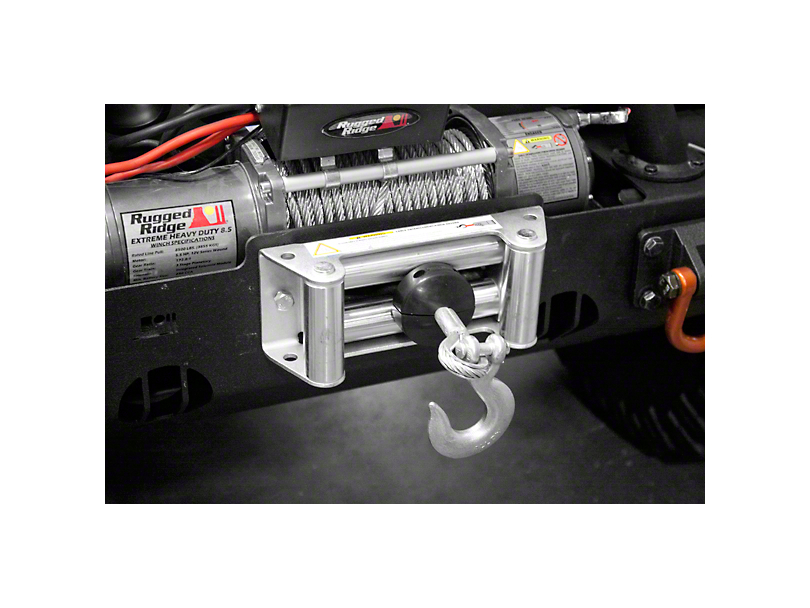 Rugged Ridge Winch Cable Stopper