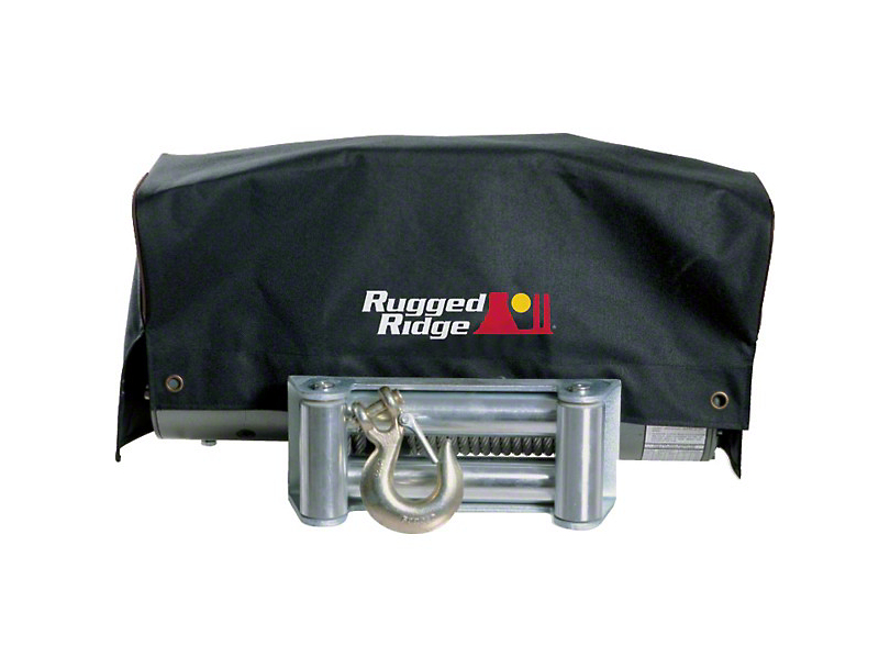 Rugged Ridge 8,500 lb. to 12,500 lb. Winch Cover