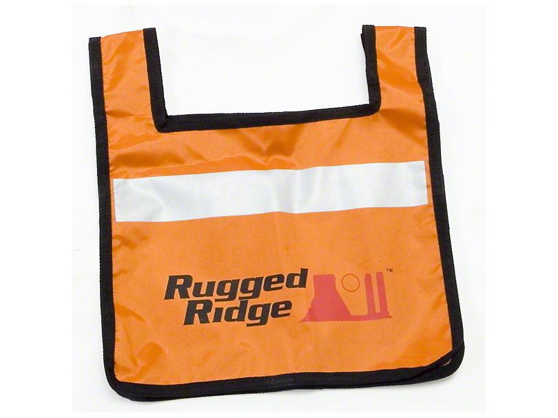 Rugged Ridge Winch Line Dampener