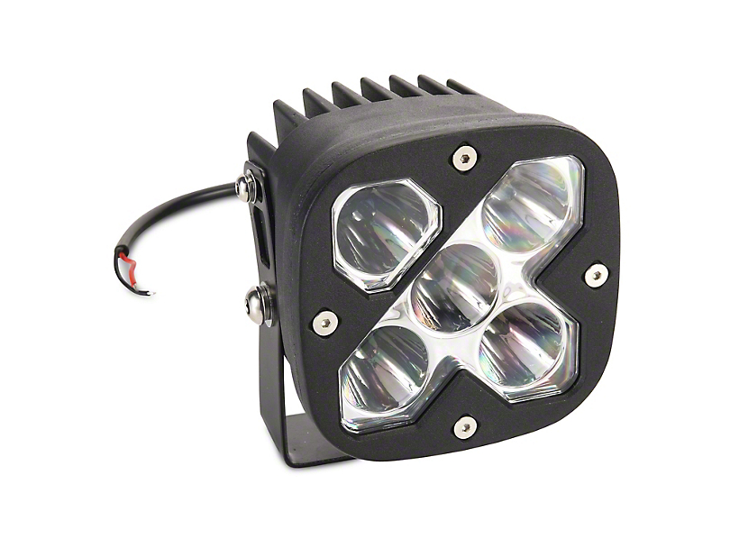 Raxiom 4.25 in. Square High-Powered LED Light