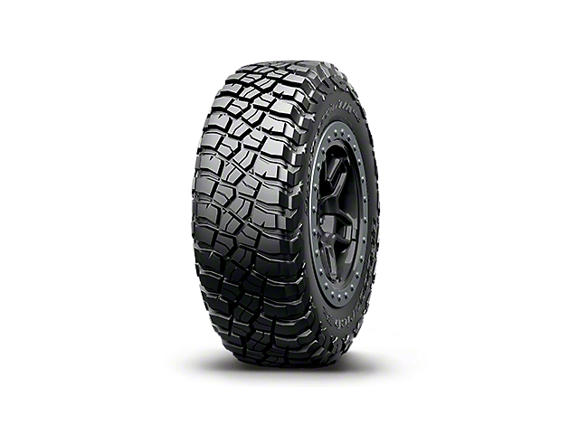 BF Goodrich Mud-Terrain T/A KM3 Tire; 35x12.50R17