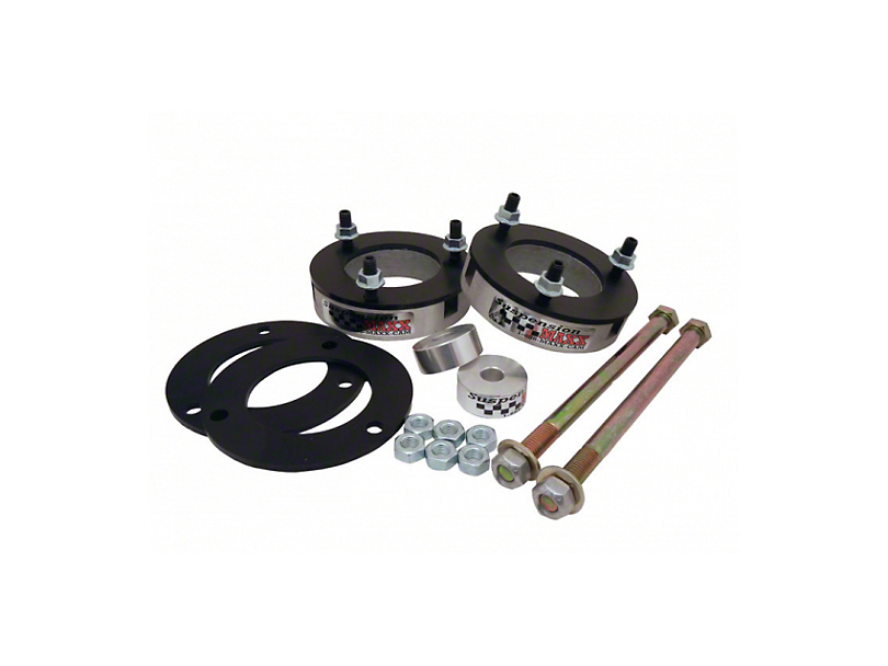 Suspension Maxx 2-2.5 in. MAXXStak Adjustable Front Leveling Kit (05-16 4WD Tacoma)