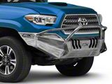 Throttle Down Kustoms Pre-Runner Front Bumper - Bare Metal (16-19 Tacoma)