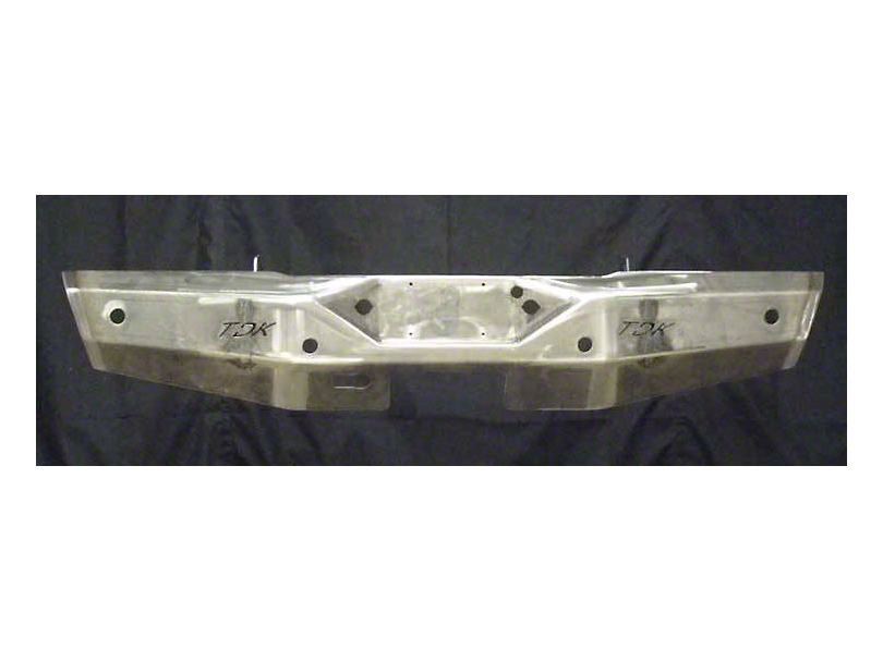 Throttle Down Kustoms Rear Bumper - Bare Metal (16-19 Tacoma)