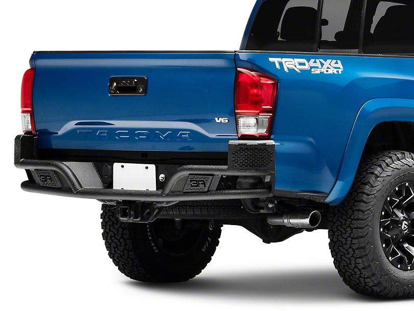 Body Armor 4x4 Desert Series Rear Bumper (16-20 Tacoma)