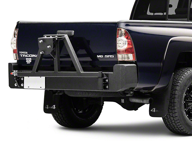 Body Armor 4x4 Pro Series Tire Carrier (05-15 Tacoma)