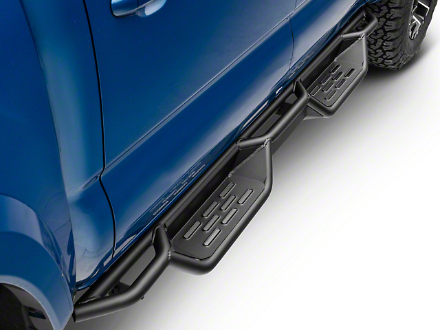 Barricade HD Drop Side Step Bars (05-20 Tacoma Double Cab)