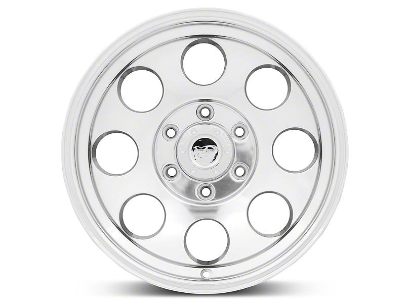 Pro Comp Wheels 69 Series Polished 6-Lug Wheel; 17x9; -6mm Offset (05-15 Tacoma)