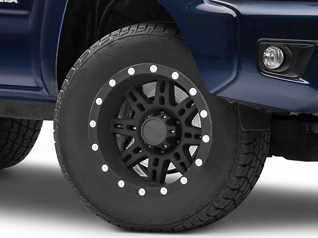 Pro Comp Wheels 31 Series Stryker Matte Black 6-Lug Wheel; 17x9; -6mm Offset (05-15 Tacoma)