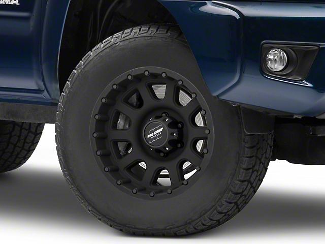 Pro Comp Wheels 32 Series Matte Black 6-Lug Wheel - 17x9; -6mm Offset (05-19 Tacoma)