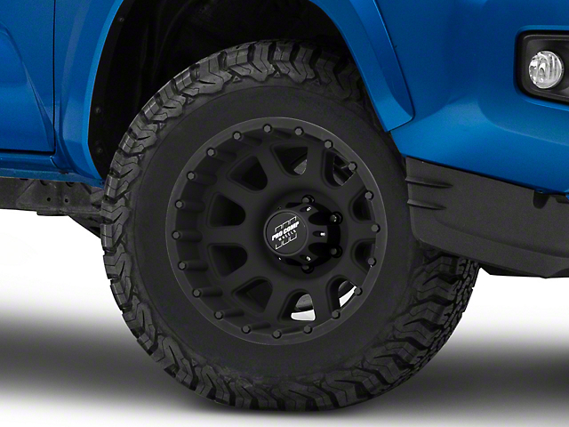 Pro Comp Wheels 32 Series Matte Black 6-Lug Wheel; 17x9; -6mm Offset (16-21 Tacoma)