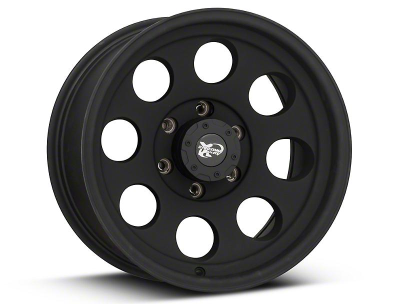 Pro Comp Wheels 69 Series Matte Black 6-Lug Wheel; 17x9; -6mm Offset (05-15 Tacoma)