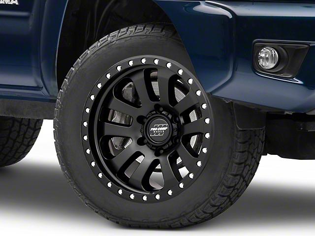Pro Comp Wheels Prodigy Satin Black 6-Lug Wheel; 20x9.5; -6mm Offset (16-21 Tacoma)