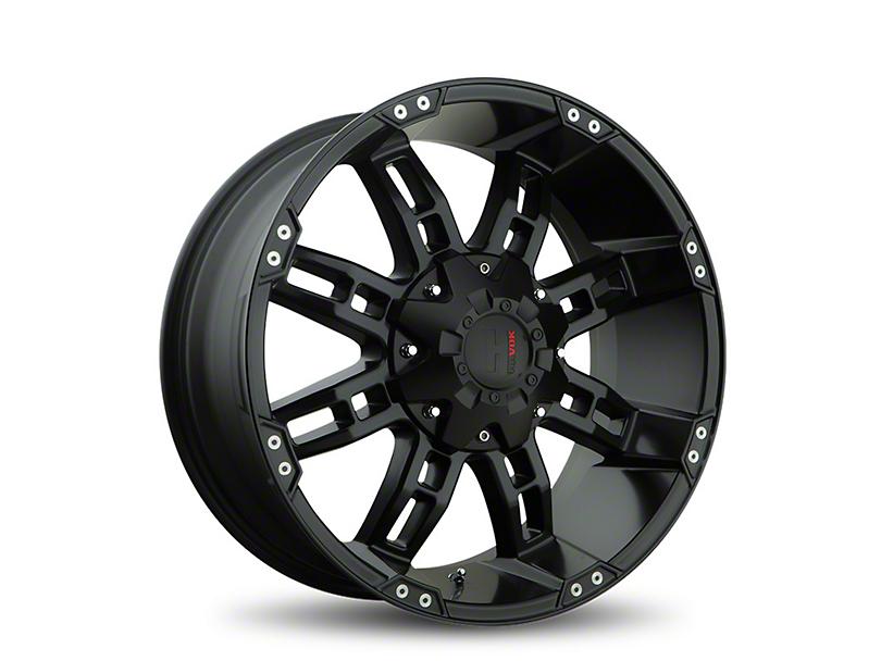 Havok Off-Road H103 Black Milled 6-Lug Wheel - 20x9 (05-20 Tacoma)
