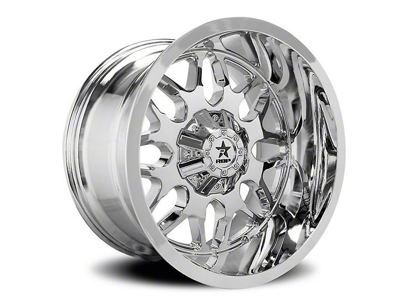 RBP 73R Atomic Chrome 6-Lug Wheel - 20x10 (05-19 Tacoma)