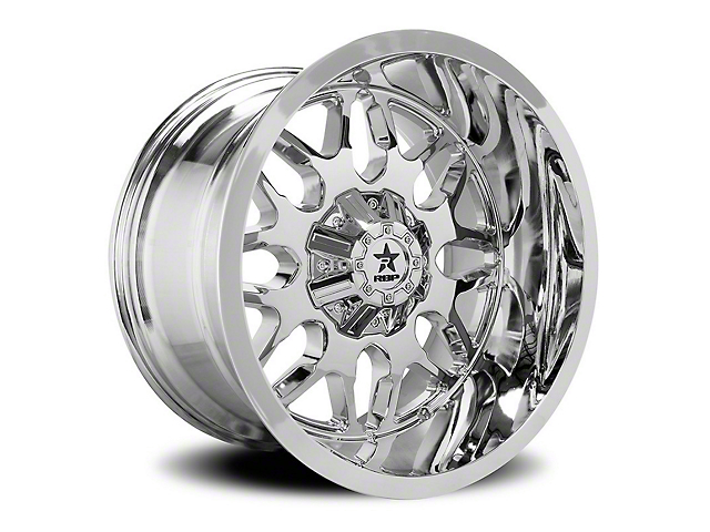 RBP 73R Atomic Chrome 6-Lug Wheel - 20x10 (05-20 Tacoma)