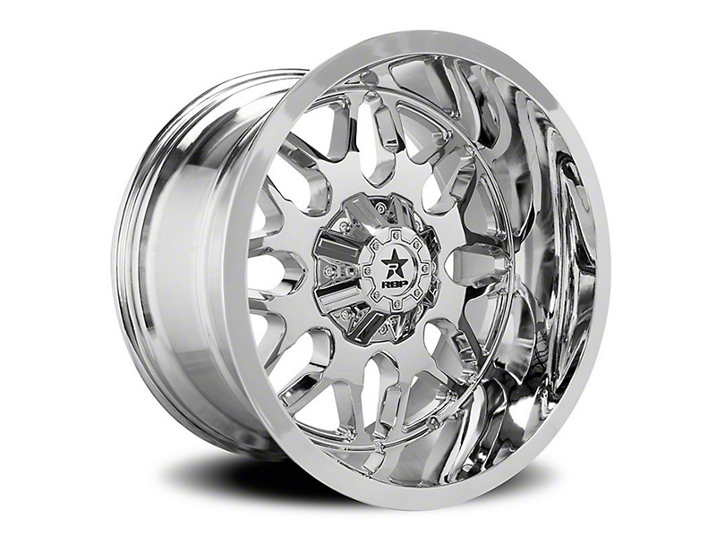 RBP 73R Atomic Chrome 6-Lug Wheel - 20x9 (05-19 Tacoma)