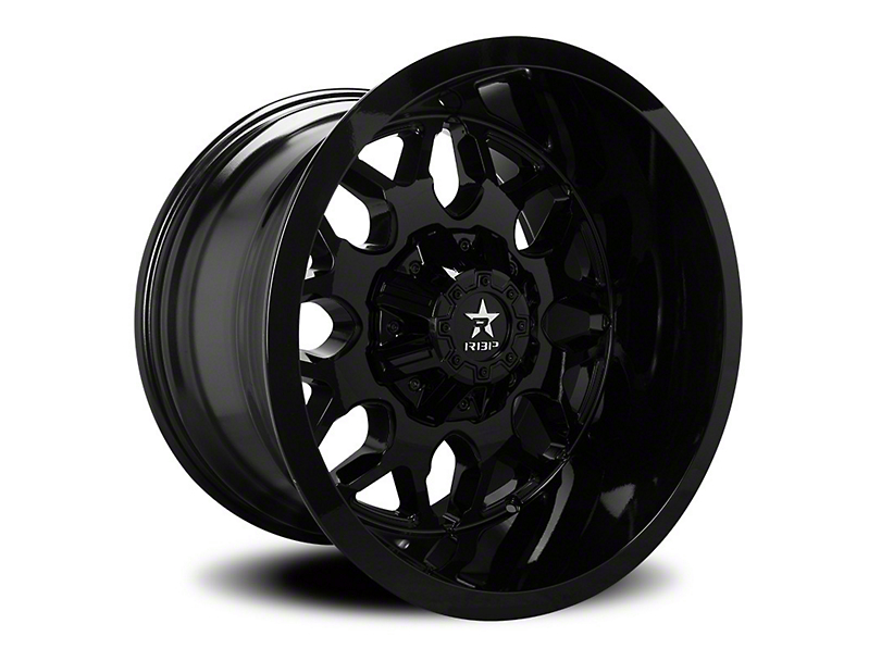 RBP 73R Atomic Gloss Black 6-Lug Wheel - 20x9 (05-19 Tacoma)
