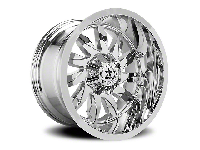 RBP 74R Silencer Chrome 6-Lug Wheel - 20x10 (05-19 Tacoma)