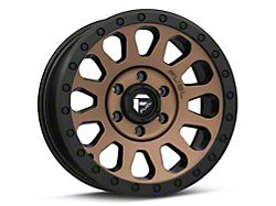 Fuel Wheels Vector Bronze 6-Lug Wheel; 17x8.5; 7mm Offset (05-15 Tacoma)
