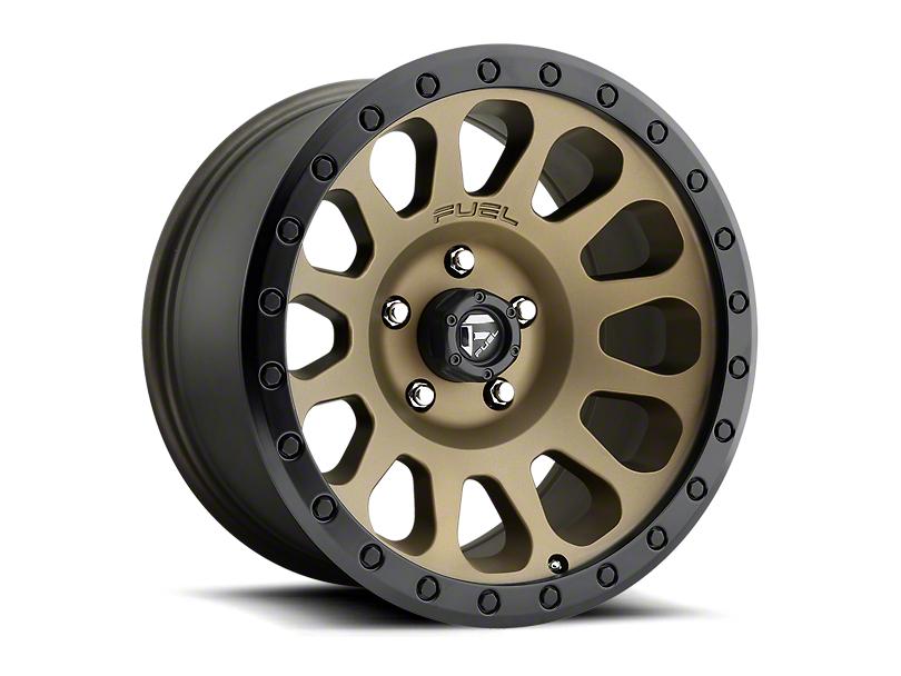 Fuel Wheels Vector Bronze 6-Lug Wheel - 20x9 (05-20 Tacoma)