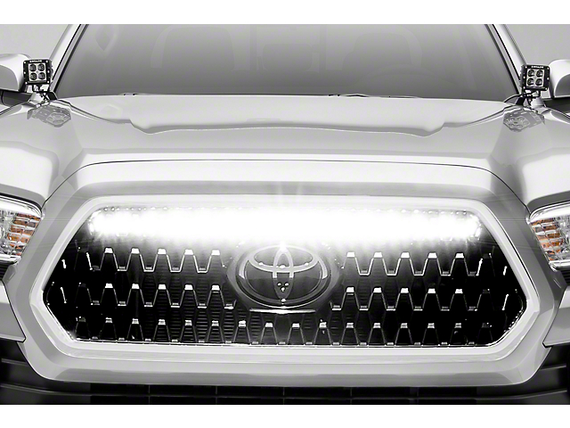 ZRoadz 30-Inch LED Light Bar with Behind Grille Mounting Brackets (18-20 Tacoma TRD)