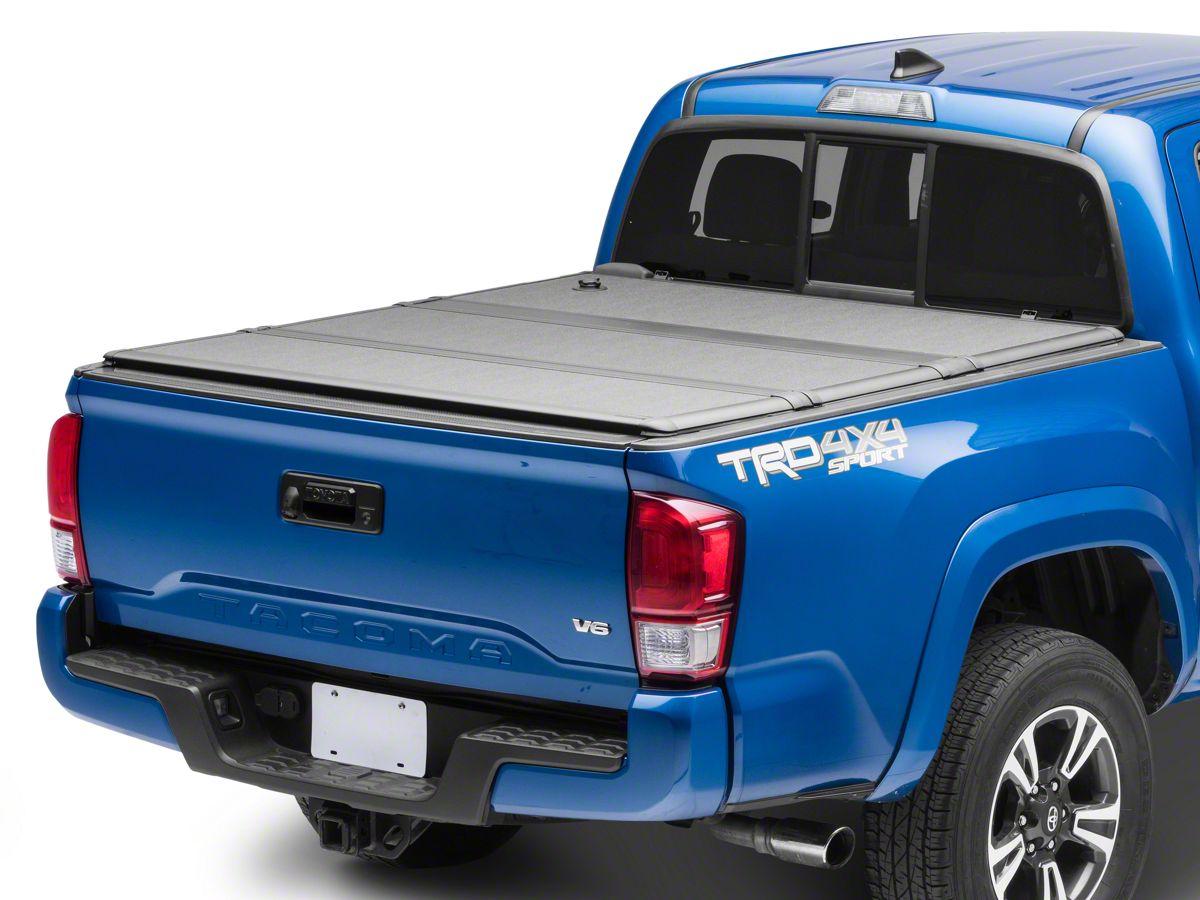Extang Tacoma Encore Hard Tri Fold Tonneau Cover Tt5772 16 20 Tacoma