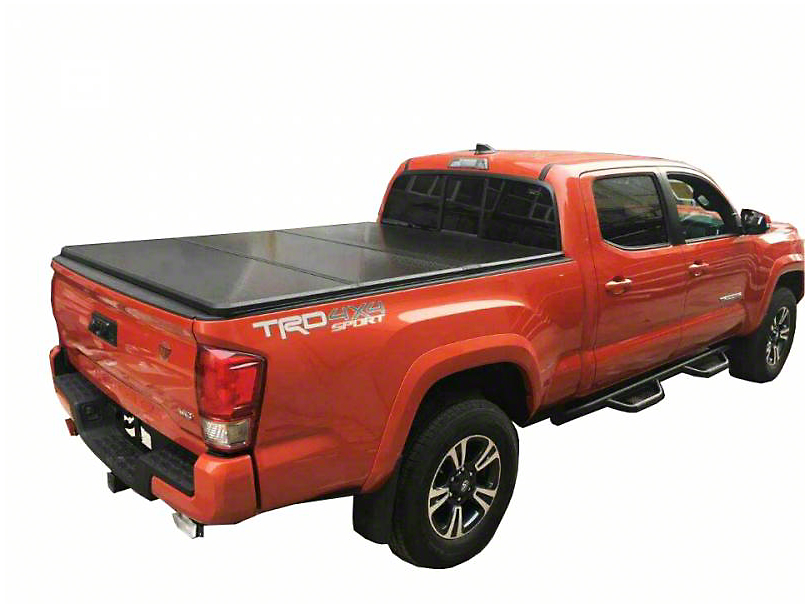 Hard Tri-Fold Tonneau Cover (16-19 Tacoma w/ 6 ft. Bed)