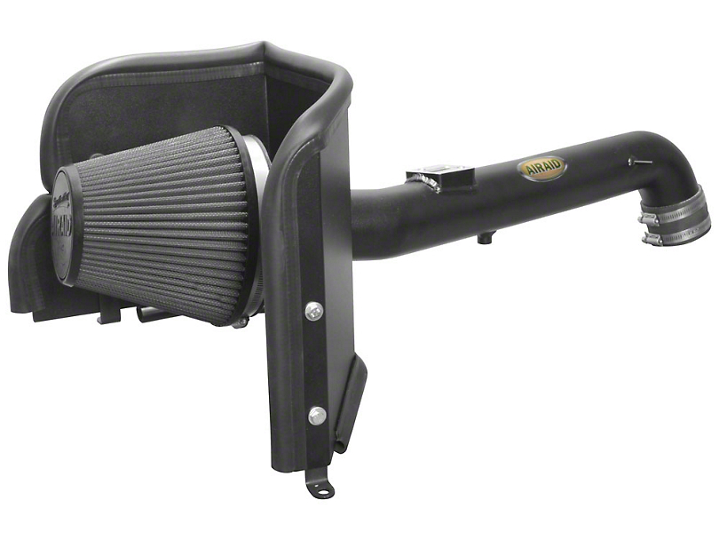 Airaid MCAD Cold Air Intake w/ SynthaMax Dry Filter (05-20 2.7L Tacoma)