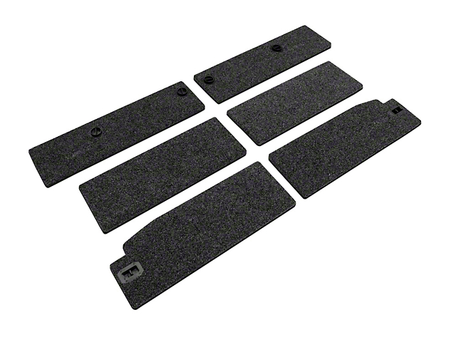 ARB Side Floor Kit (16-20 Tacoma w/ 5 ft. Bed)