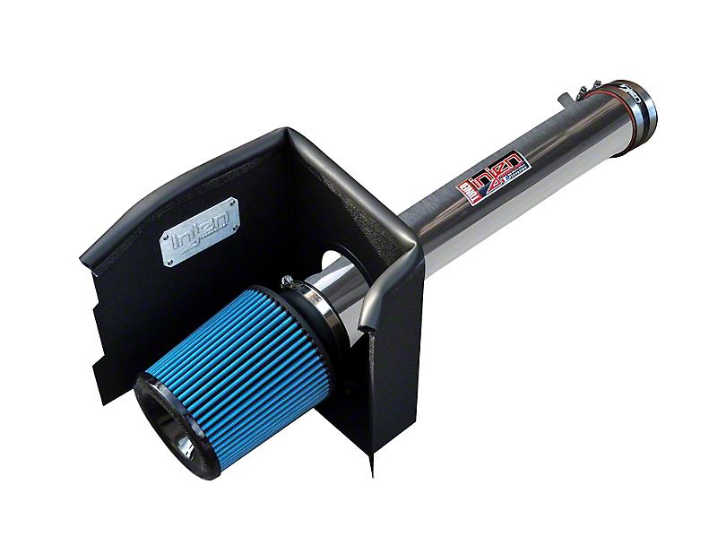 Injen Power-Flow Cold Air Intake - Polished (16-20 3.5L Tacoma)