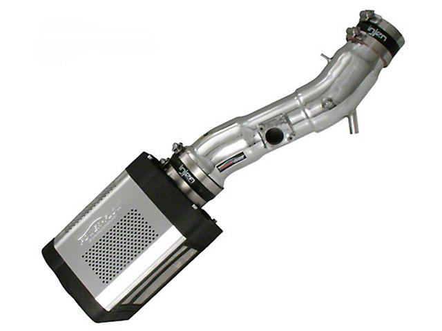 Injen Power-Flow Cold Air Intake w/ Power-Flow Box - Polished (05-11 4.0L Tacoma)