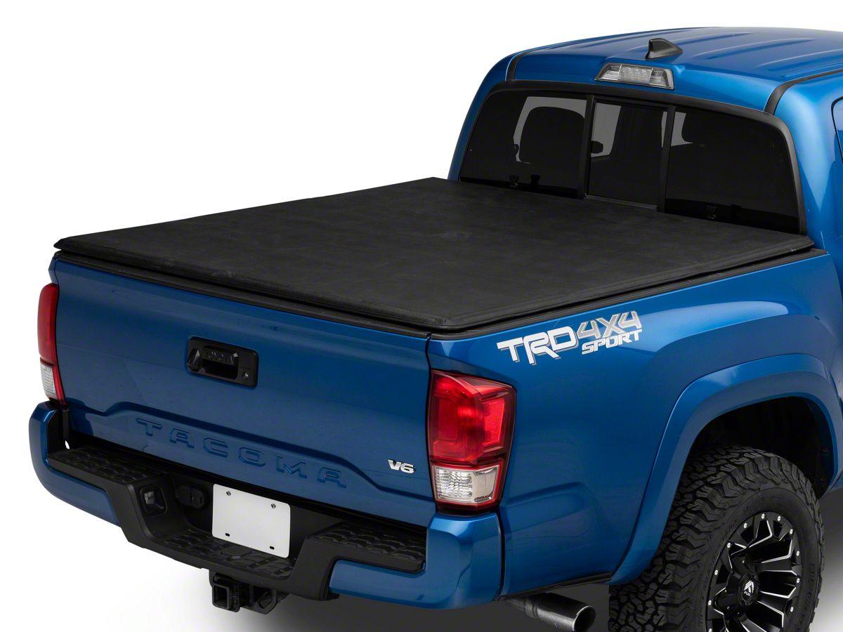 Proven Ground Tacoma Ez Hard Fold Tonneau Cover Tt5886 16 20 Tacoma