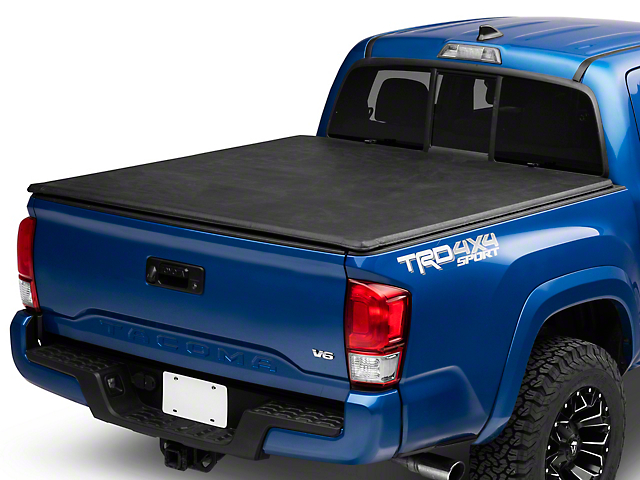 Proven Ground Locking Roll-Up Tonneau Cover (16-20 Tacoma)