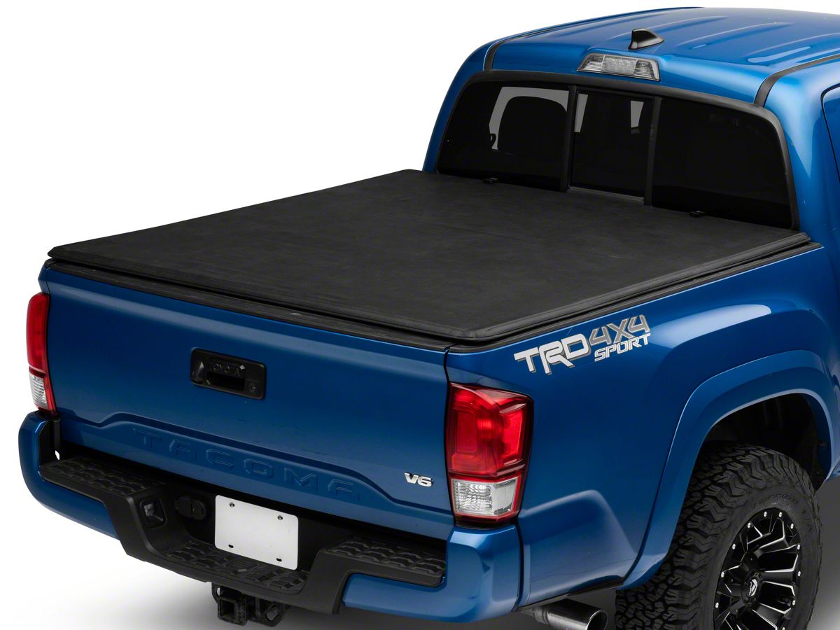 Proven Ground Tacoma Soft Tri Fold Tonneau Cover Tt5890 16 20 Tacoma
