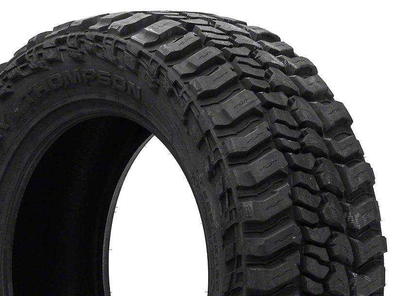 Mickey Thompson BAJA Boss Mud-Terrain Tire (Available in Multiple Sizes)