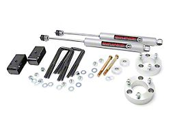 Rough Country 3-Inch Suspension Lift Kit (05-21 6-Lug Tacoma)