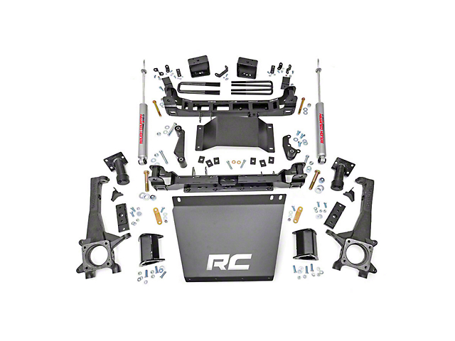 Rough Country 6 Inch Suspension Lift Kit (05-15 Tacoma)