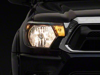 Black//Clear Lens REX 05-11 Tacoma Projector Headlight Assembly w// LED HALO