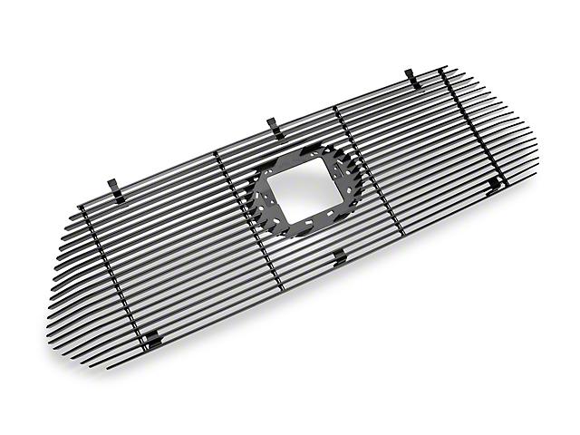 T-REX Billet Series Upper Grille Insert; Black (18-20 Tacoma, Excluding TRD Pro)