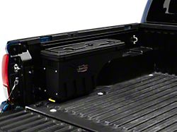 UnderCover Swing Case Storage System; Driver Side (05-18 Tacoma; 19-21 with Storage Box)