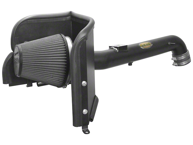 Airaid MCAD Cold Air Intake w/ SynthaMax Dry Filter (05-19 2.7L Tacoma)