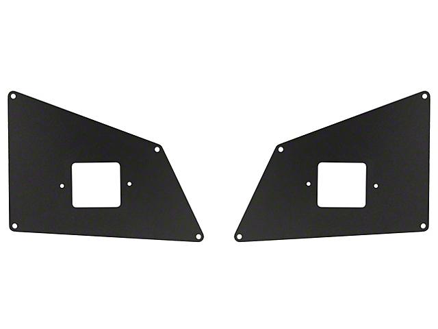 BR5 Front Bumper Ignite Light Plates (16-20 Tacoma)