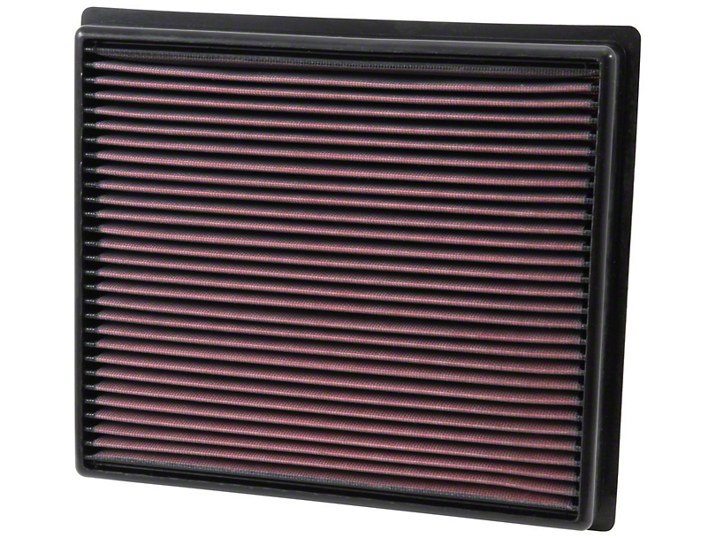 K&N Drop-In Replacement Air Filter (16-20 3.5L Tacoma)