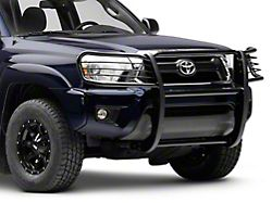 Grille Guard; Black (05-15 Tacoma, Excluding TRD & X-Runner)