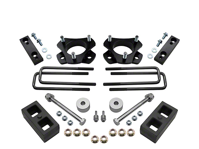 Bison Off-Road 3 in. Front / 2 in. Rear Lift Kit (05-20 6-Lug Tacoma)